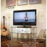 Ferguson Hill FHOO9 Speaker system with TV
