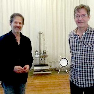 James Horner and Ferguson Hill