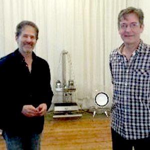 James Horner and Ferguson Hill